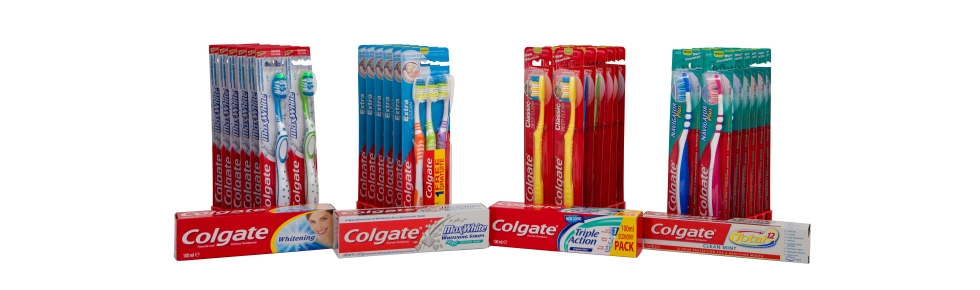 Home and beauty ltd - colgate