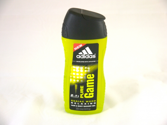 best website a2d01 21a7f Adidas 2in1 Pure Game 250ml